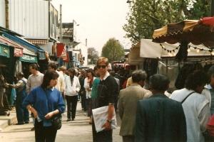 paris flohmarkt